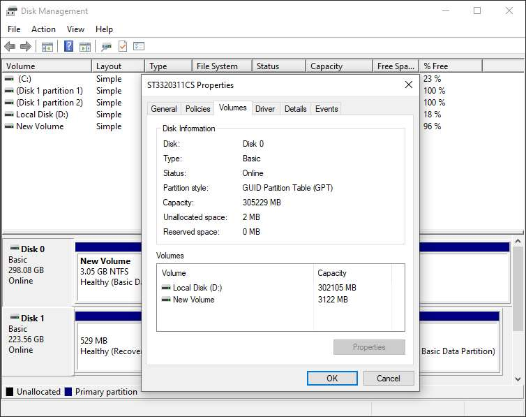 Change BIOS From Legacy To UEFI By Converting MBR Disk To GPT