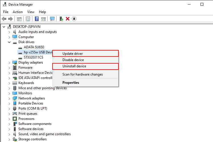 Check And Update Device Drivers