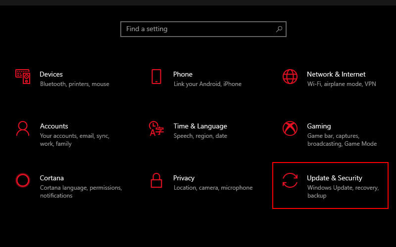 Disable Windows Update Peer-To-Peer Feature