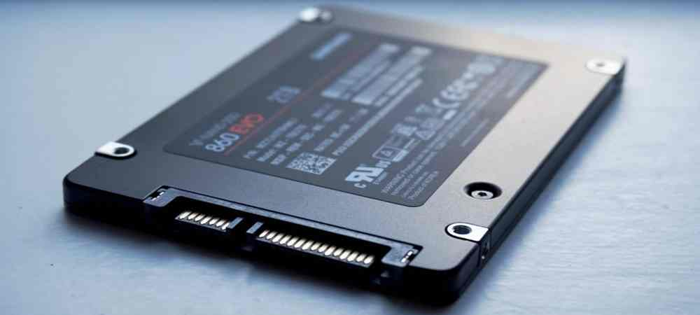 Firmware Upgrade For SSD
