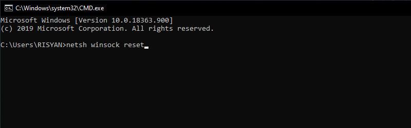 Fix Network Adapter Problem