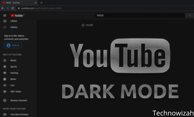 How To Change YouTube Display To Black on Windows PC