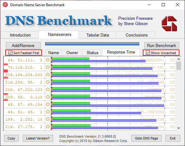 How to Find the Fastest DNS Server