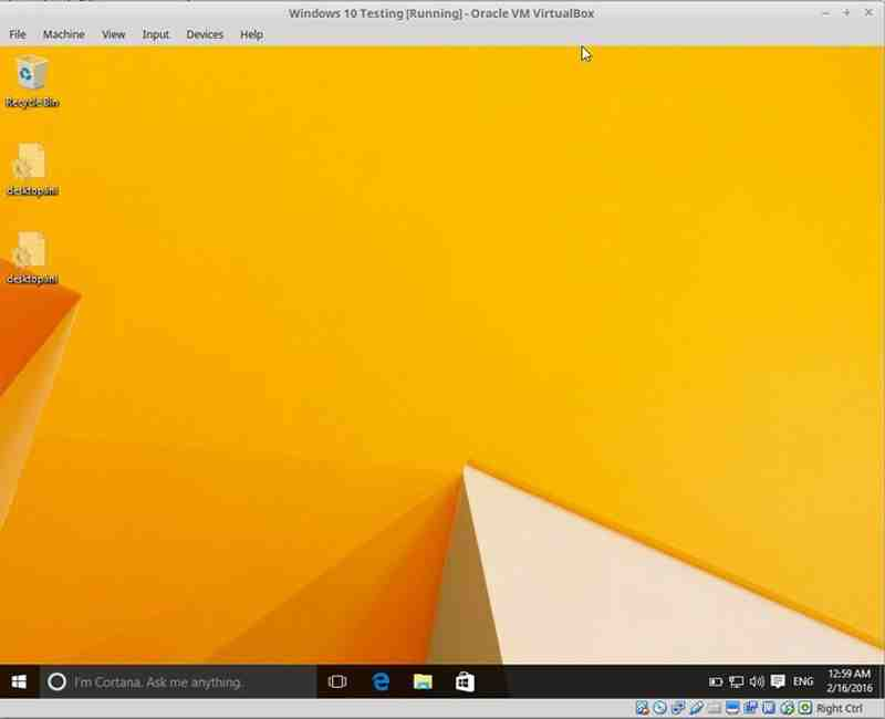 Install Microsoft Office On VM