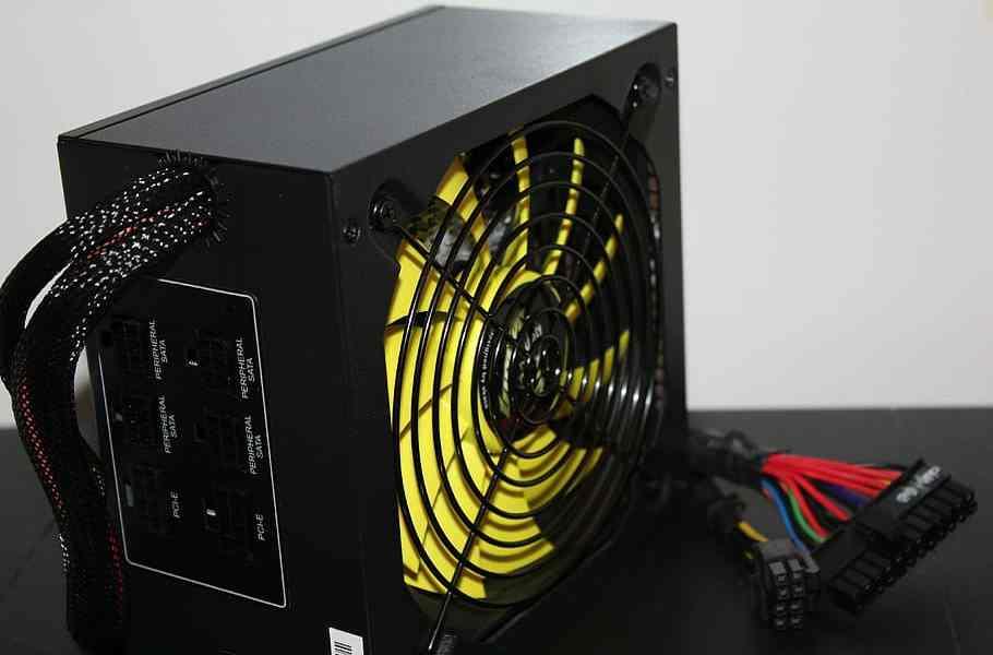Replace the PC Power Supply (PSU)