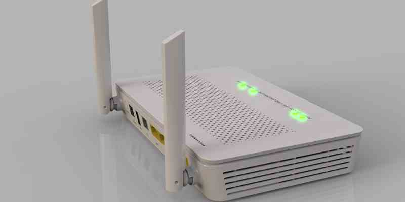 Restart Wi-Fi Router