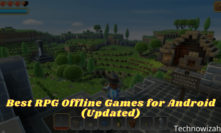Top 10 Best RPG Offline Games for Android (Updated)