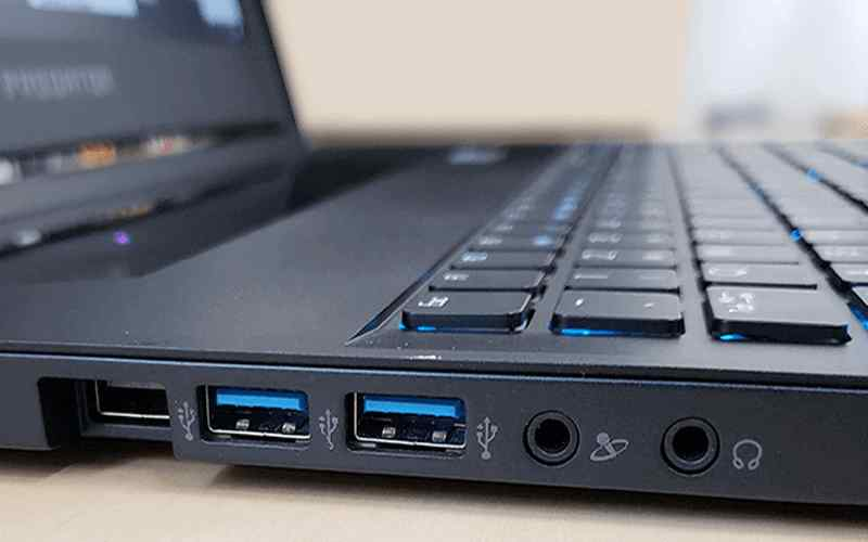 Try Another USB Port Or Another PC