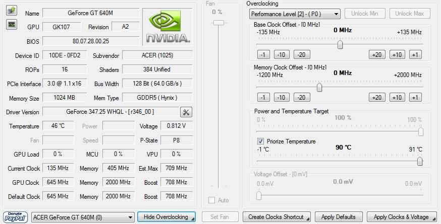 Turn Off Overclocking Apps