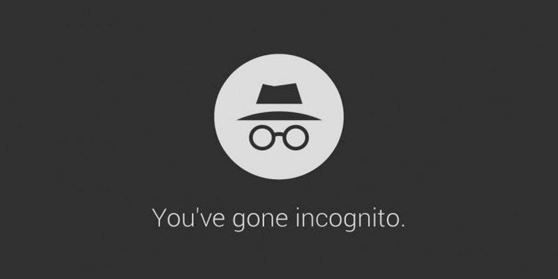 Use Incognito Mode