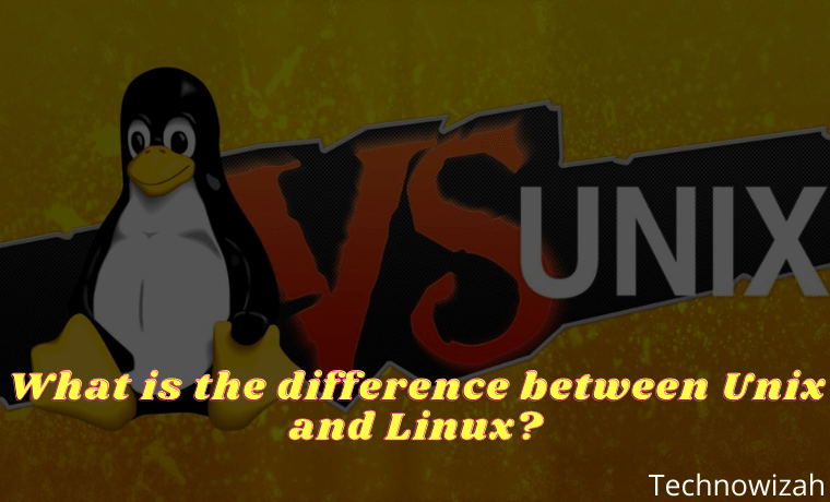 What is the difference between Unix and Linux