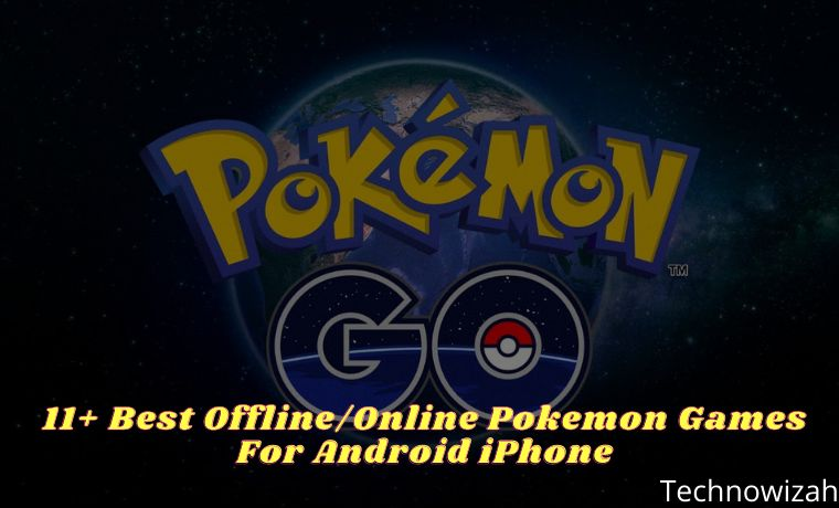11+ Best OfflineOnline Pokemon Games For Android iPhone