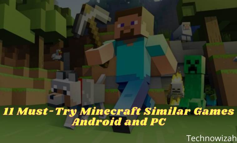 11 Must-Try Minecraft Similar Games Android and PC