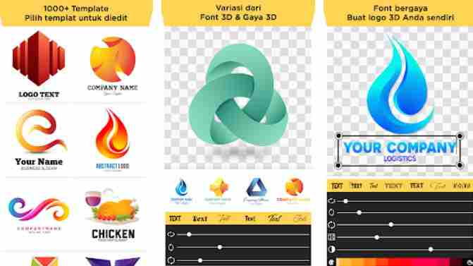 3D Logo Maker Create 3D Logos and 3D Designs for Free