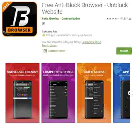 BF Browser