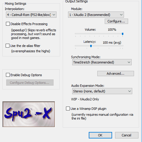 How to set PCSX2 to run smoothly and not lag