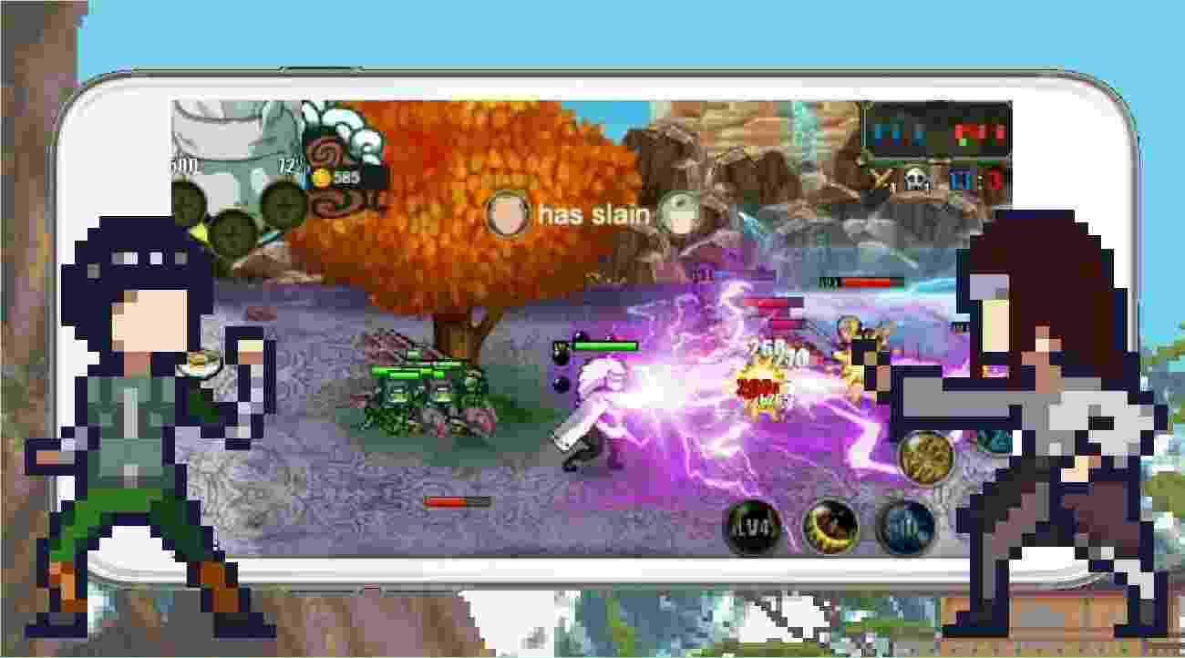 League Of Ninja Moba BattleLeague Of Ninja Moba Battle