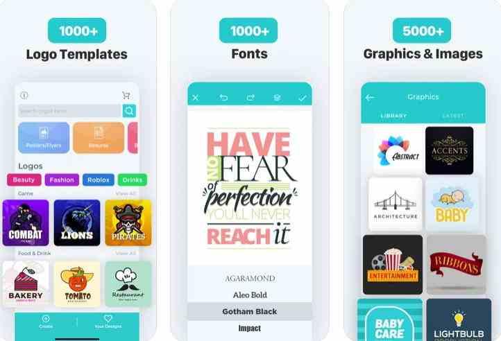 Logo Maker – A Design Creator!