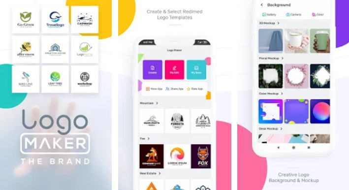 Logo Maker – Free Graphic Design & Logo Templates