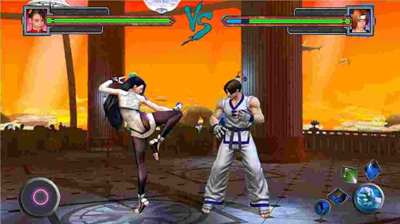 Ninja Kung Fu Fighting 3D