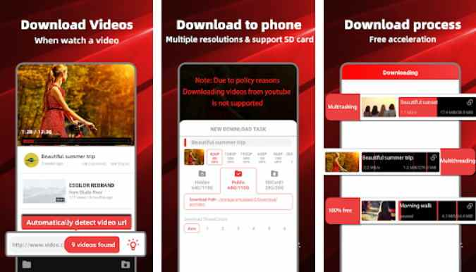 Pix Video Downloader