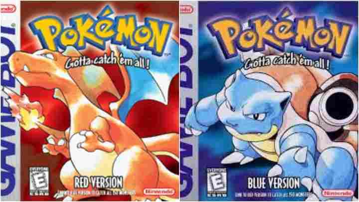 Pokémon Red Blue Yellow (Gen 1) –Best Offline Pokemon Games