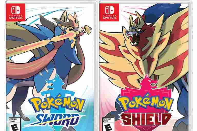 Pokémon Sword and Shield (Gen 8) –Best Offline Pokemon Games