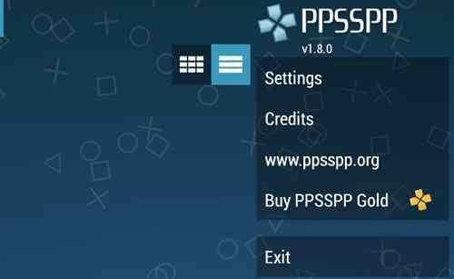 Restart PPSSPP