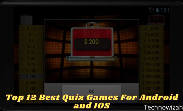 Top 12 Best Quiz Games For Android and IOS