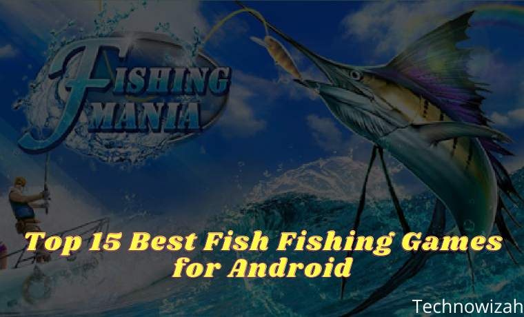 Top 15 Best Fish Fishing Games for Android