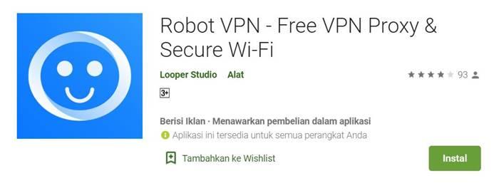 VPN Robots