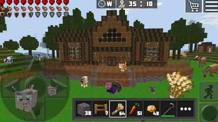 WorldCraft 3D Build & Craft